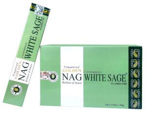 Fehér zsálya füstölő - termék
